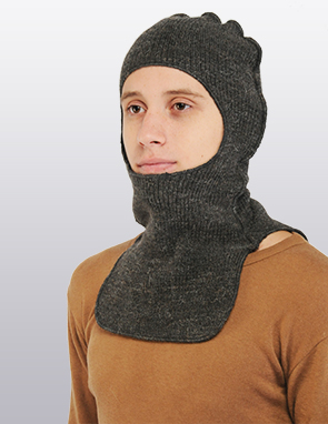 Балаклава-шлем (подшлемник) «Balaclava Helmet» из верблюжьей шерсти