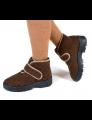 Войлочные сапоги, ботинки