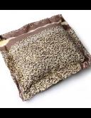 Арома-подушка из верблюжьей шерсти, с наполнителем из целебных трав («Подушка-саше»)