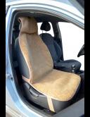 Накидка на сиденье автомобиля из натурального верблюжьего меха