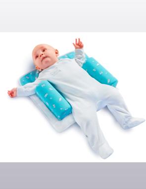 Подушка-конструктор ортопедическая детская