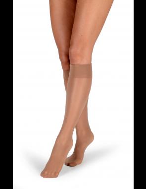 Гольфы женские (эластичные получулки) «Doctor» 50 Den с компрессионным эффектом БЕЖЕВЫЕ