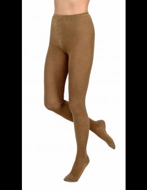 Колготки женские согревающие из верблюжьей шерсти   (с лайкрой и в/ш)