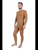 """Кальсоны (термобелье) мужские однослойные из верблюжьей шерсти на рост 170-176 см. ТМ """"Chu-Ga-Da"""""""