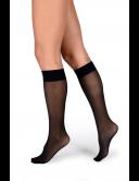 Гольфы женские (эластичные получулки) «Doctor» 50 Den с компрессионным эффектом ЧЕРНЫЕ