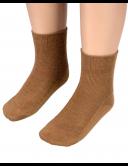 Носки детские ТОНКИЕ из верблюжьей шерсти (размеры 16 - 22)