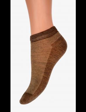 Носки УКОРОЧЕННЫЕ Soft из верблюжьего пуха