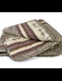 Одеяло стеганное из верблюжьей шерсти ЕВРО 200 х 220