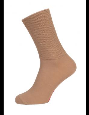 Носки из хлопка с ослабленной резинкой на ПОЛНУЮ ногу