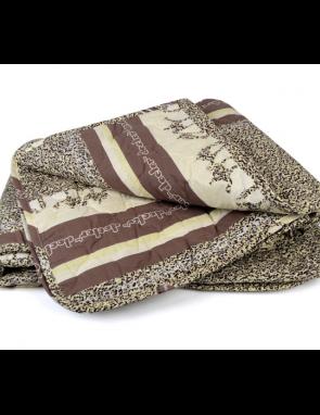 Одеяло стеганное из верблюжьей шерсти 2-спальное